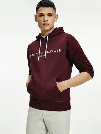 Tommy-Hilfiger-Flex-logo-hoody-Burgundy-MW0MW11599_xih_1main