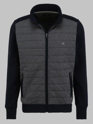 Fynch-Hatton-Full-zip-sweatshirt-3702-685
